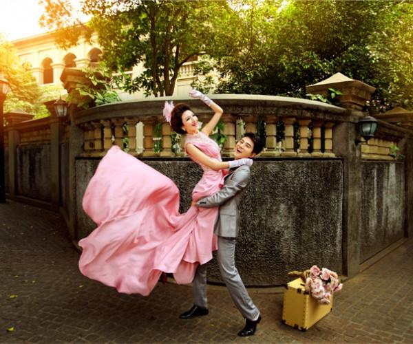 泉州玛雅摄影旅游婚纱套系